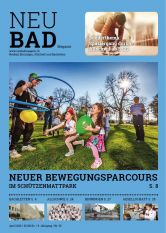 Neubadmagazin April 2018